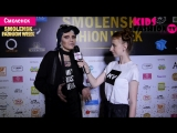 Показ коллекции дизайнера Alex No (г. Санкт-Петербург), Smolensk Fashion Week 2018 - репортаж от Kids Fashion TV