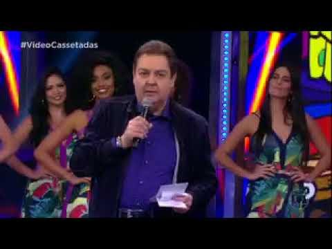 VÍDEO CASSETADAS DO DOMINGÃO DO FAUSTÃO 2018 JULY 22