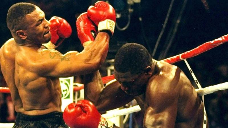 Mike Tyson Combo: Right Hook Body Right Uppercut Head