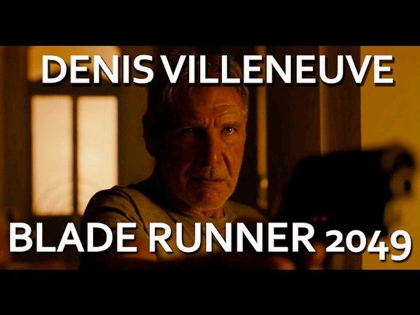 Denis Villeneuve on when he decided to direct BLADE RUNNER 2049