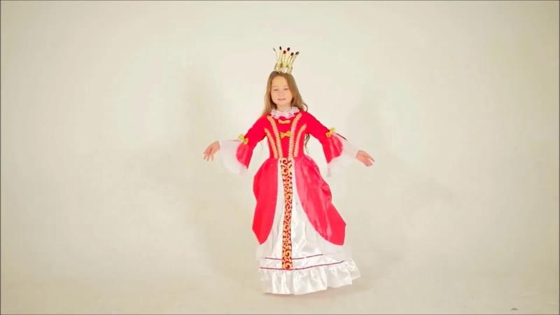 👍 Костюм 👸 Королева 👑 для девочек — Магазин GrandStart.ru ❤️