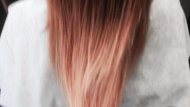 Чудо колдует над волосами 2