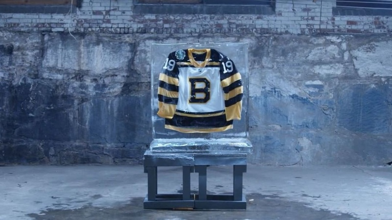 """Boston Bruins on Instagram: """"It's here. Get your 2019 Bridgestone NHL Winter Classic jersey at the @bostonproshop on Level 2 of TD Garden. BackOut..."""