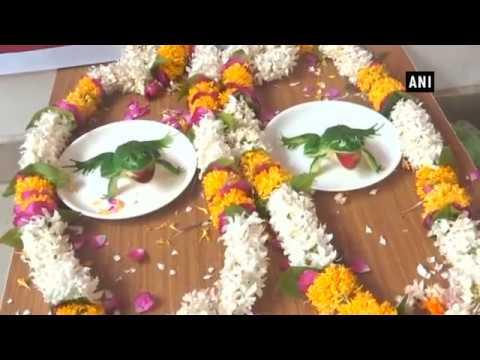 Bizarre! Frog wedding organised in Varanasi to appease rain god
