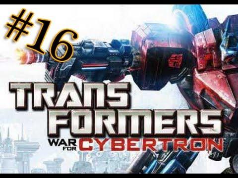 Let's play Трансформеры Битва за Кибертрон 16 серия