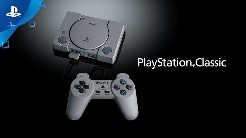 Sony спустя 25 лет выпустит мини-версию классической PlayStation за 100 долларов