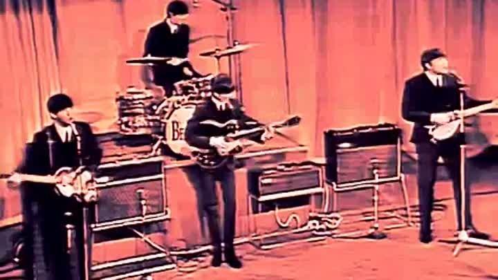 The Beatles Royal Variety Performance 11-4-1963