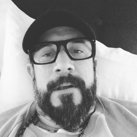 "AJ McLean on Instagram: ""Thank you is all I gotta say. This video says the rest. Thanks for an amazing weekend in Knoxville and thanks to @fanboy_e..."