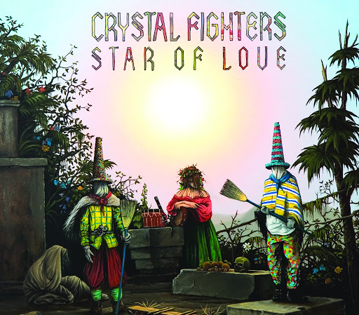 Crystal Fighters альбом Star Of Love (+ Acoustic Version)