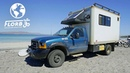 DIY Tiny House Overlander Summers in Alaska Winters in Mexico