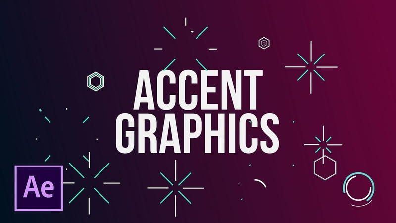 3 Accent Motion Graphics Techniques   After Effects Tutorial