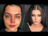 Increíbles Transformaciones de Maquillaje Tutorial / Amazing Makeup Transformation 2018