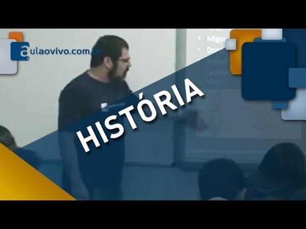 HISTÓRIA B BRASIL | AULA 03 | Revoltas Coloniais e Corte no Brasil