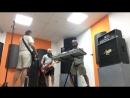 Crocodile T.X. Computer Zone rehearsal