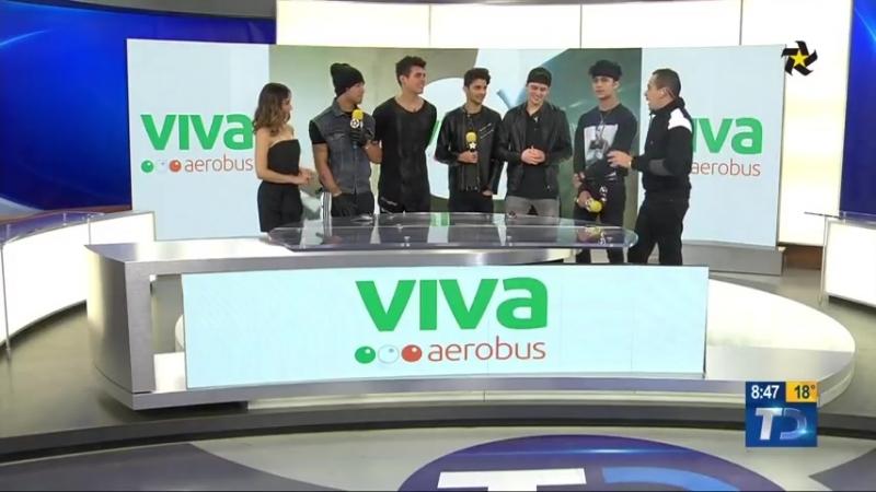 SE VIENE NUEVO VIDEO DE CNCO!!😱Y muchas Sorpresas más..Entrevista con Telediario