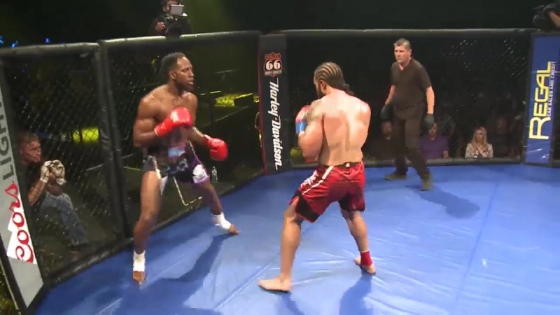 XFN Xtreme Fight Night 350 Английский 05 08 2018