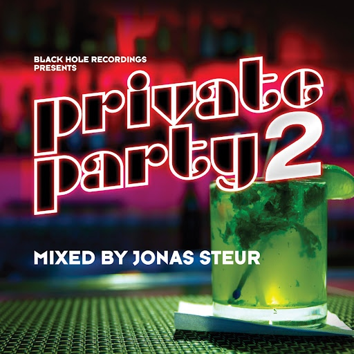 Jonas Steur альбом Private Party, Vol. 2 (Mixed by Jonas Steur)