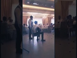 Спел РОДНОМУ БРАТУ на свадьбе! Лучший подарок! До слёз!