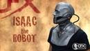 CFX Mask - ISAAC the ROBOT