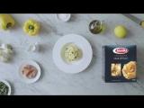Рецепты для триатлетов от Barilla тальятелле с копчёным лососем