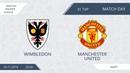 AFL18 England Premier League Day 3 Wimbledon Manchester United