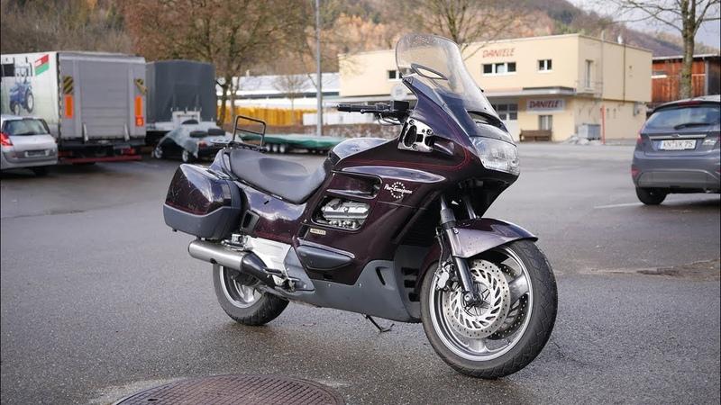 Honda ST 1100 Pan-European ABS/TCS В НАЛИЧИИ!