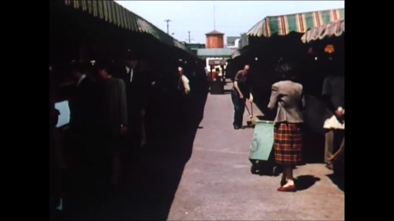 Glimpses of California 1946