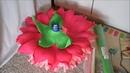Доделываю стебель у цветка