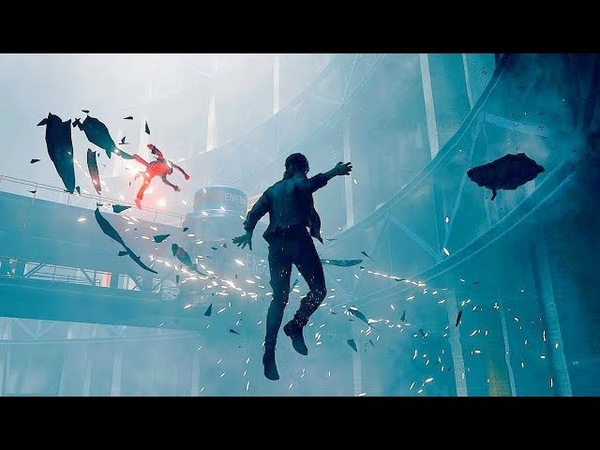 CONTROL - 18 Minutes of Gameplay Walkthrough (Max Payne/Quantum Break Hybrid)