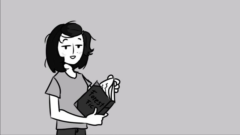 How it felt reading the forest fic Twenty One Pilots animation