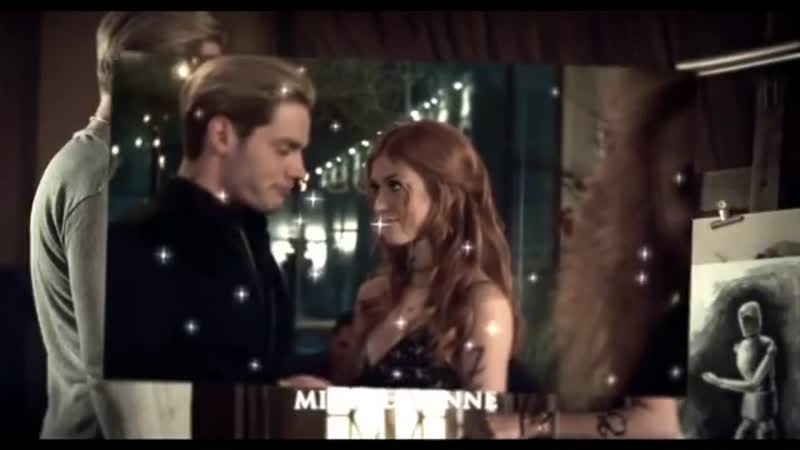 [edit by valurlie] jace herondale x clary fray x clace shadowhunters vine