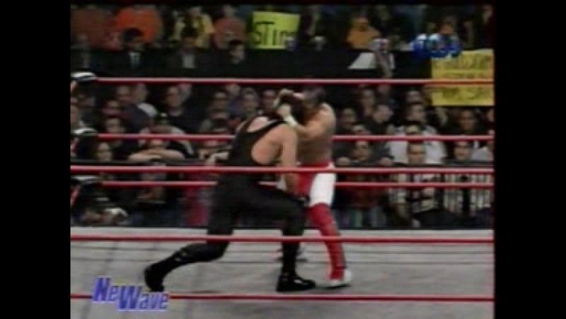 Титаны реслинга WCW Nitro September 25 2000