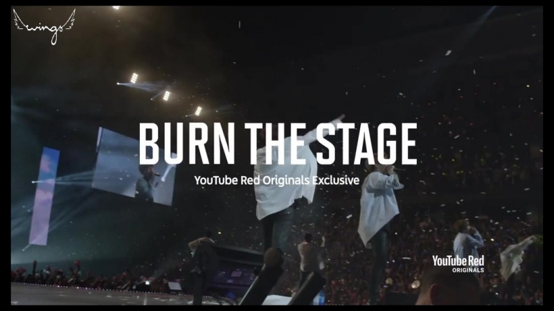 [Rus Sub] [Рус Саб] Special Trailer - BTS- Burn The Stage 2