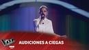 Eugenia Mambrín - Tu falta de querer - Mon Laferte - Audiciones a Ciegas - La Voz Argentina 2018