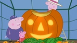 Peppa Pig New Episodes - Pumpkin Competition - Kids Videos