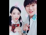 Taeyeon (SNSD) and Kim Heechul (Super Junior) - Knowing Brother Behind the scenes