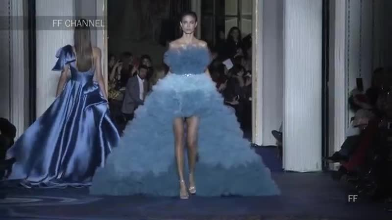 Zuhair Murad Haute Couture Spring Summer 2019 Full Show