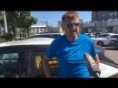 Польский путешественник в Красноярске