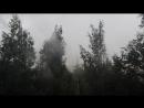 20.07.2018 г. в Ульяновске была гроза...