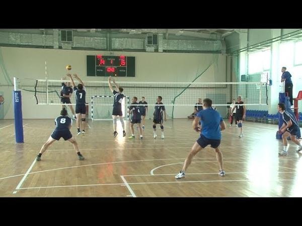 Сюжет ТСН24 В Новомосковске состоялся волейбольный матч посвященный памяти героя войны