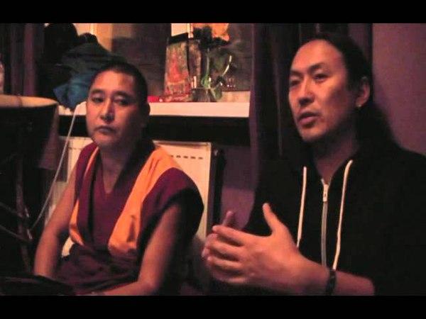 Геше лхарамба Чамба Тоньет Буддийская космогония