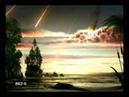 Simulação em 3D sobre a extinção dos Dinossauros