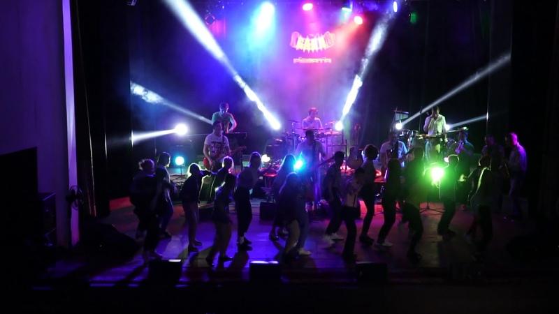 Концерт группы Баян и ребята / Bruno Mars - Uptown Funk