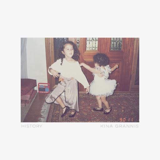 Kina Grannis альбом History