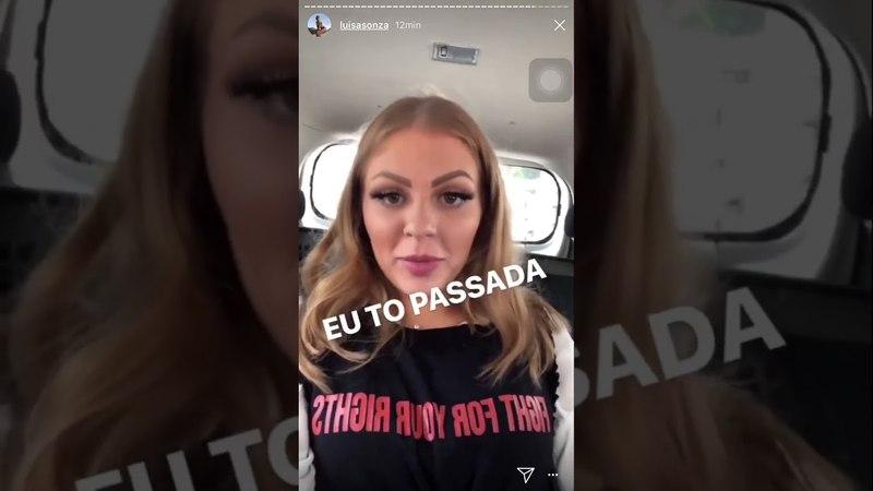 LUISA SONSA EM: VOCÊ VAI PODER ME COMER