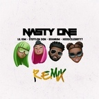 Lil' Kim альбом Nasty One Remix (feat. Stefflon Don, Kranium, HoodCelebrityy)