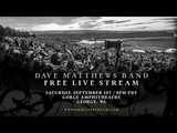 Dave Matthews Band - Live from The Gorge 912018
