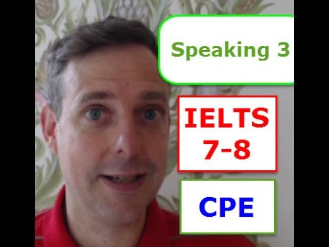 Speaking for IELTS 7/8, CPE: Pollution 1: How bad is air pollution in your country
