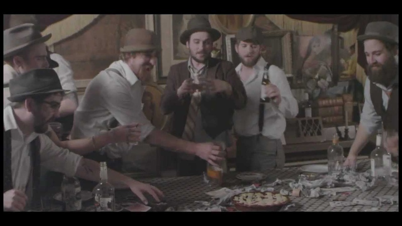 Whiskey Folk Ramblers Gambling Preacher and His Daughter Music Video