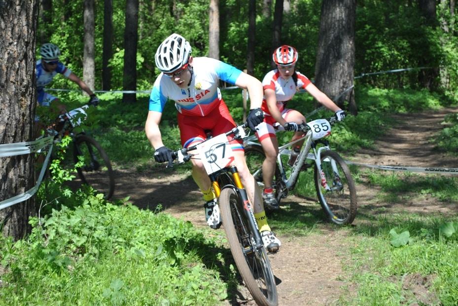 На поляне Сказок пройдут молодежные соревнования по велоспорту-маутинбайку